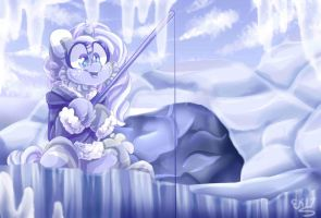 |AT| A Good Day for Ice Fishin' by animorphsfan