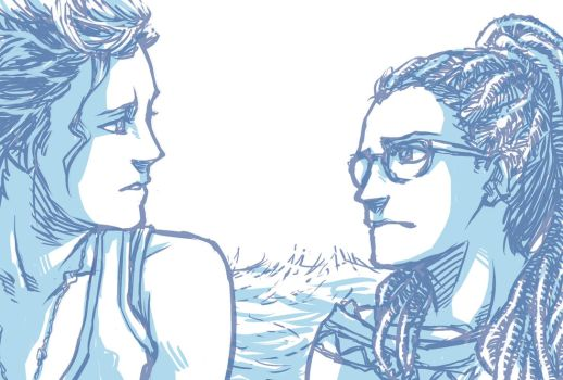 Orphan Black - cophine 2 by T-R-n
