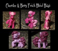 Cheerilee And Berry Punch Blind Bags by stripeybelly