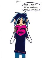 2D is in LOOOOVE by FunnyScared