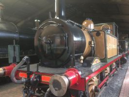 Stepney the Bluebell Railway by GBHtrain