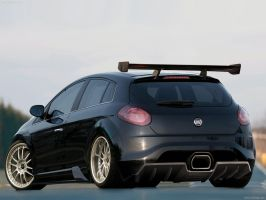 Fiat Bravo Track car by carsrus