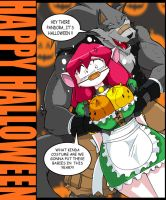 SHREDDED HALLOWEEN by ShoNuff44