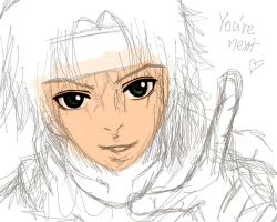 Neo Spencer New Look WIP by Gravianime65