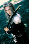 Dissidia Chaos Warrior Sephiroth by GIOVANNIMICARELLI