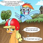 Dry joke by GlancoJusticar
