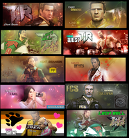 Dead Rising sigs by RedDevil00