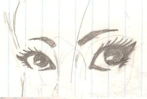 eyes by fablefayebee