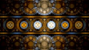 Ornate Marble Array by sjdebdaly