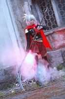 Prepare for the Battle - Final Fantasy Type-0 by kirawinter