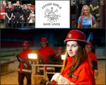 Female Firefighters -- Collage #12 by MosbyRedux