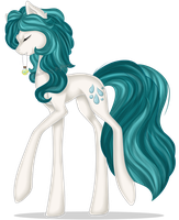 .:Commission: Dew Droplet by Shadow-of-Nightmares