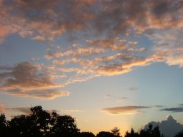 Sunny Clouds 14 by galleleo