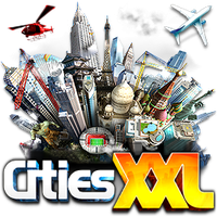 Cities XXL by POOTERMAN