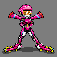 Motoblade: Fuchsia by TheYoshinator