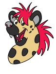 Cherry Hyena by ltread