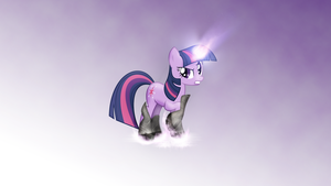 WarPONY - Twilight Sorcery by Elalition