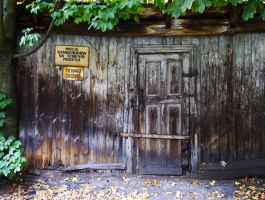 Magic Door by CohullenDruith