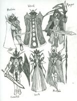 The Dark Lords of Relanisia by Xeranad