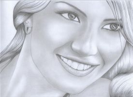 Elisha Cuthbert by costage