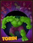 torin's hulk by nightwing1975