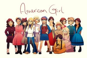 American Girl by SOLAR-CiTRUS