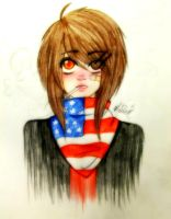 Stars, Stripes And Cigarettes by MadPan-Inc