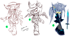 Sonic Adoptables #13 -  CLOSED by shadowhatesomochao