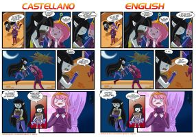 After Sky Witch - FanComic Bubbline page 02 by kei111