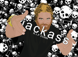 Ryan Dunn Tribute Vector by MasFx