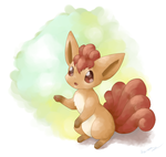 Vulpix by MsKtty89
