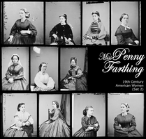 19th Century American Women 2 by MissPennyFarthing