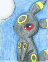 Umbreon owo by ShinyGlaceon42