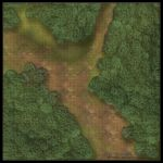 Forest Roads: Forest Path [Grid] by YoSpeck