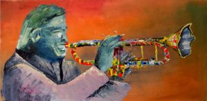Jazz man 5 by jvgauthier