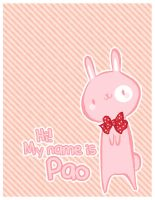 Hi my name is Pao by sangitchi
