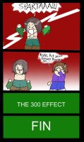 The 300 Effect by wolfpupgrl14