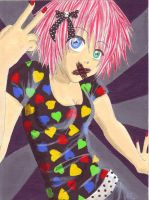 Emo Girl 2 by Lenita07