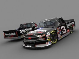 1998 Jay Sauter Goodwrench CTS by DarkBlueYoshi