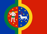 Flag of Lapland by CoralArts