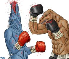 FIGHT2 by 8Aud8