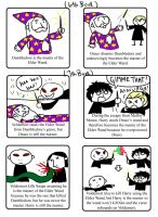 Elder Wand Explanation by cookiekhaleesi
