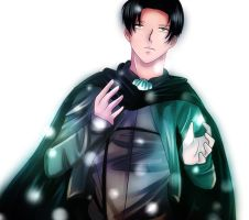 AT -- Ash Like Snow [Rivaille] by azureXtwilight-rllz
