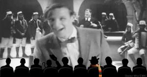Doctor Who Mst3k'd by rook971