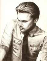 Leonardo DiCaprio by magentafreak