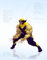 Wolverine - OG Marvel remix DB by ogi-g