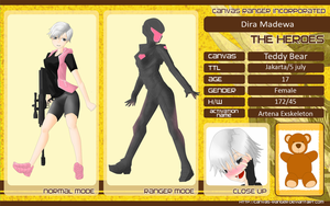 CR: CR-character sheet-Dira by Axzibit
