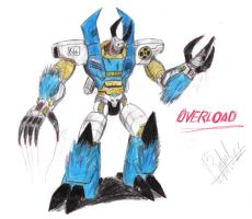 Overload in Oliveira style. by Rafael-Oliveira