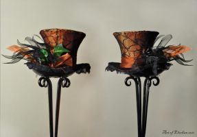 Mini Top Hat - Halloween by Elorhan