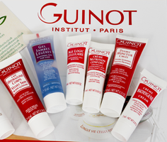 Free Unlimited Guinot Samples With Every Purchase by SkinDeepSalon